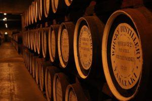 ウイスキー工場
